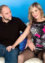 A slow, comfortable screw - Cami Cline and J Mac (66 Photos) - 40 Something
