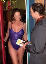 Another Salesman, Another Ass-Fuck - Margo Sullivan and Andy Mann (49 Photos) - 40 Something