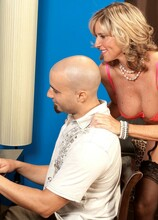 Fuck Jodi West, Young Man! - Jodi West and Peter Delmar (65 Photos) - 40 Something