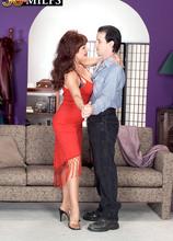 Blast from the past: Sexy Vanessa XXX - Vanessa and Jeremy Steele (92 Photos) - 50 Plus MILFs