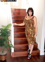 Vanessa Videl returns. Now she's a 50Plus MILF. - Vanessa Videl (92 Photos) - 50 Plus MILFs