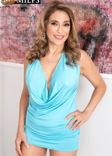 Melissa's first time: deep-throat and anal! - Melissa Johnson and Tyler Steel (109 Photos) - 50 Plus MILFs