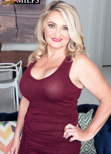 The guy she's fucking is not her black bull master - Daylynn Thomas and Johnny Tattoo (58 Photos) - 50 Plus MILFs