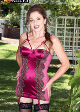 58-year-old Cashmere's first time - Cashmere and Donnie Rock (48 Photos) - 50 Plus MILFs