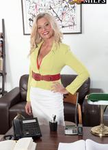 <b>Office anal</b> - Lauren Taylor and Tony Rubino (61 Photos) - 50 Plus MILFs