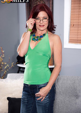 Take this dick and suck it! - Dana Devereaux and Brad Knight (39 Photos) - 50 Plus MILFs
