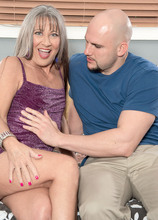 The fuck toy gets fucked every which way - Leilani Lei and J Mac (59 Photos) - 50 Plus MILFs