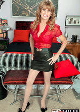 It's creampie day for Denise - Denise Day and Juan Largo (52 Photos) - 50 Plus MILFs
