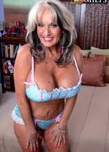 Sally's creamed cunt - Sally D'Angelo and Tony Rubino (52 Photos) - 50 Plus MILFs