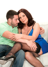 The Second Cumming Of Kay Parker - Magdalene St Michaels and Al B (45 Photos) - 50 Plus MILFs