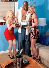 Instant Fuck Friends - Honey Ray, Robin Pachino, and Lucas Stone (79 Photos) - 50 Plus MILFs