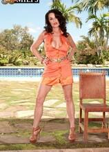 Rita Daniels Breaks Her Anal Cherry! - Rita Daniels and Juan Largo (60 Photos) - 50 Plus MILFs