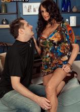 Rita Cums Back For More! - Rita Daniels and John Strange (57 Photos) - 50 Plus MILFs