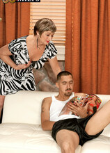 Back By Popular Demand! - Victoria Peale and Juan Largo (52 Photos) - 50 Plus MILFs