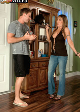 It's Cool To Be A Fuckable Mom - Luna Azul and Levi Cash (54 Photos) - 50 Plus MILFs