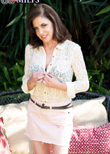 Cashmere's first scene as a 60Plus MILF! - Cashmere and Jack Vegas (80 Photos) - 60 Plus MILFs