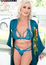 Leah can't stop fucking young cock! - Leah L'Amour and Tony Rubino (77 Photos) - 60 Plus MILFs