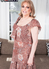 Our new 70-year-old Crystal King! - Crystal King and Tony Rubino (42 Photos) - 60 Plus MILFs