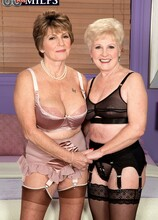 It Finally Happened, And We Have The Pictures! - Bea Cummins, Jewel, and Juan Largo (70 Photos) - 60 Plus MILFs