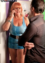 Her Name Is Jackie. What A Babe! - Jackie and Tony D'Sergio (42 Photos) - 60 Plus MILFs