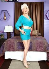 From Howard Stern To You...Hattie's First Topless Photos! - Hattie (46 Photos) - 60 Plus MILFs