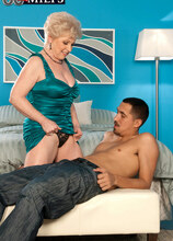 Hey, Jewel, Does Your Husband Know? Yes, He Does! - Jewel and Juan Largo (62 Photos) - 60 Plus MILFs