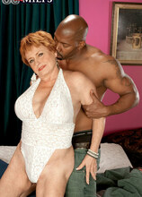 Valerie Gets What She Came For And Cums For What She Gets - Valerie and Lucas Stone (38 Photos) - 60 Plus MILFs