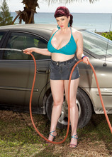 Auto Body - Jenna Valentine (100 Photos) - Scoreland