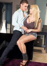 Star Boobs - Sandra Star and Max Dyor (100 Photos) - Scoreland