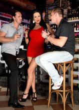 It Takes Two Men To Handle Patty Michova - Patty Michova, Matt Ice, and Tom Holland (100 Photos) - Scoreland