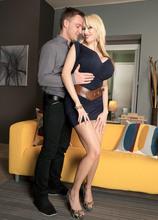 Goin' Greek-style - Sandra Star and Matt Ice (100 Photos) - Scoreland