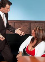 I'm A Nympho. Case Closed! - Stephanie Stalls and Tony D'Sergio (100 Photos) - Scoreland