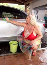 Workin' At The Big Tit Carwash - Marissa Kert (70 Photos) - Scoreland