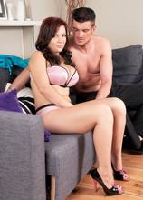 The Sweet Tits Of Lana Ivans - Lana Ivans and Kamil Klein (70 Photos) - Scoreland