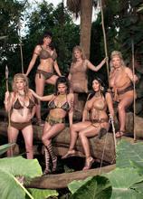 Attack of the Mamazons - Alexis Silver, Alia Janine, Daylene Rio, Kali West, Rachel Love, and Shyla Shy (50 Photos) - Scoreland