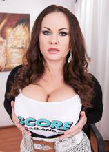 Ellis Finds A Bra That Fits Her Big Tits - Ellis Rose (83 Photos) - Scoreland