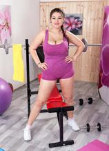 Daria's Sexy Fitness Time - Daria (90 Photos) - Scoreland
