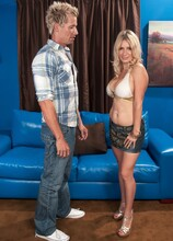 How Busty Blondes Get More Cum - Ingrid Swenson and Sebastian Jacob (45 Photos) - Scoreland