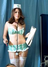 Nurse Kianna In Your Face - Kianna Dior (40 Photos) - Scoreland