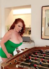 Gingers Have More Fun - Red Vixen (45 Photos) - Scoreland