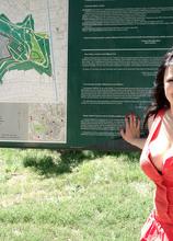 Topheavy Tourist - Barbara Angel (42 Photos) - Scoreland