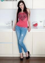 Most gorgeous model of 2013 - Sha Rizel (80 Photos) - Scoreland