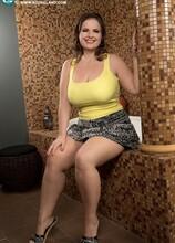 Busty Bathing - Maggie (65 Photos) - Scoreland