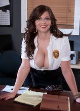 Campus Cop - Jessica Roberts (70 Photos) - Scoreland
