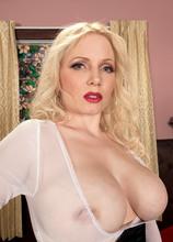 Creamy Blonde With Heavy Jugs - Alana Anderson (100 Photos) - Scoreland