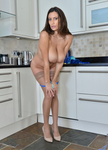 Anilos - Huge Tits featuring Sensual Jane. (Photos)