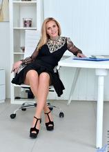 Anilos - Office Pleasure featuring Lili Peterson. (Photos)