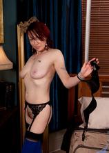 Anilos - Naughty Naughty Lady featuring Scarlet Rose. (Photos)