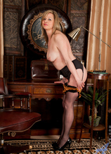 Anilos - Business Lady featuring Louise Pearce. (Photos)