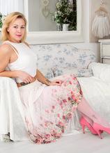 Anilos - Pink Panties featuring Lucy Lauren. (Photos)